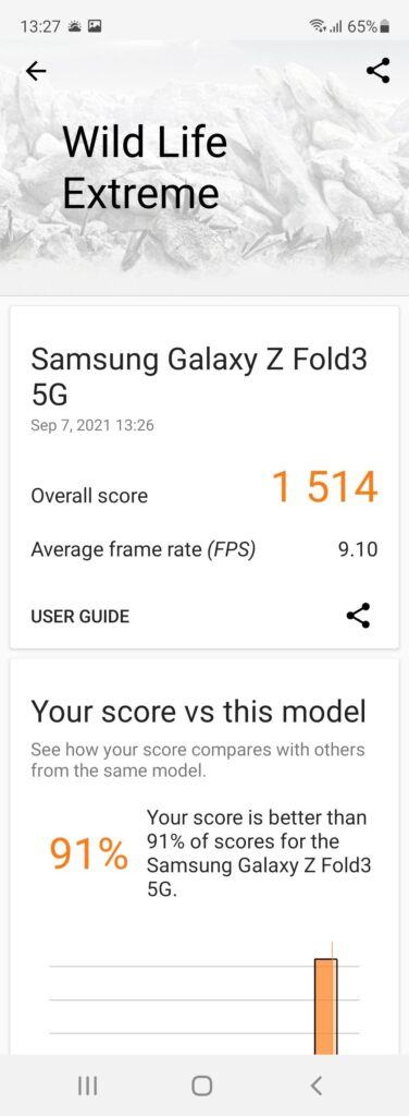 Samsung Galaxy Z Fold3 5G Review - An Awesome Power Users Delight 1