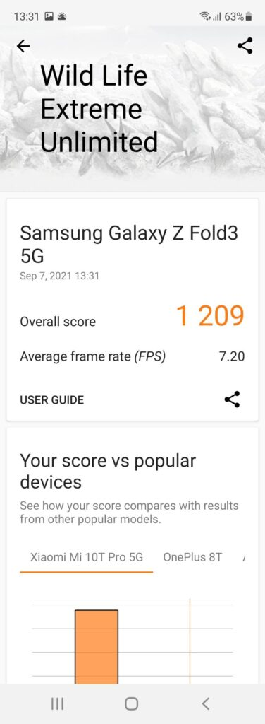 Samsung Galaxy Z Fold3 5G Review - An Awesome Power Users Delight 2