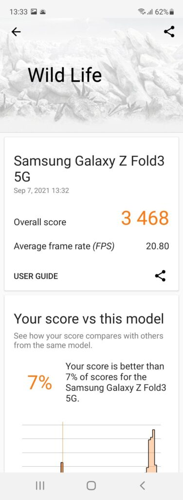 Samsung Galaxy Z Fold3 5G Review - An Awesome Power Users Delight 3