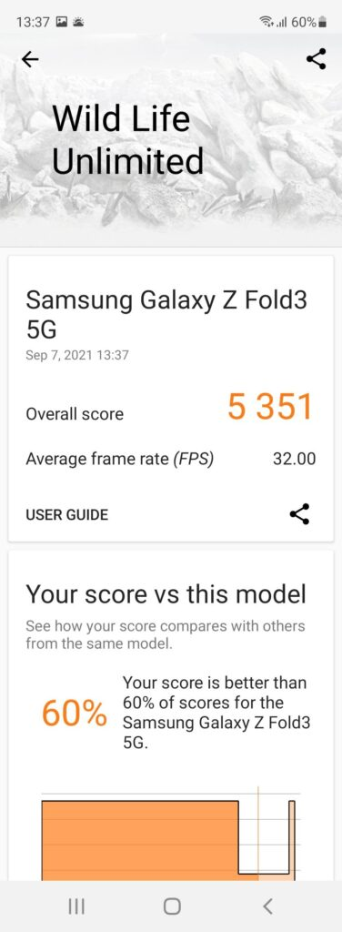 Samsung Galaxy Z Fold3 5G Review - An Awesome Power Users Delight 4