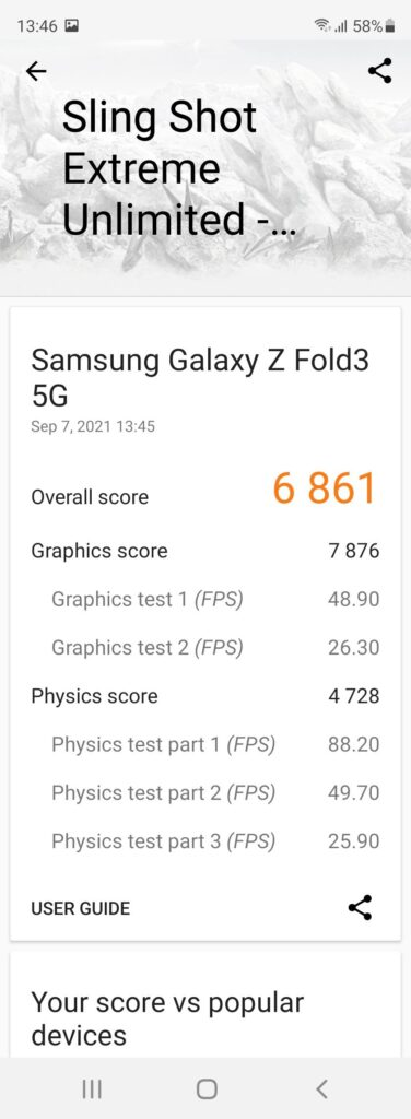Samsung Galaxy Z Fold3 5G Review - An Awesome Power Users Delight 6