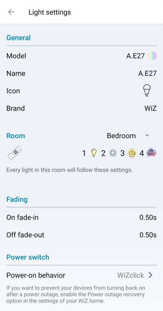 Philips WiZ LED A60 Review scheduling