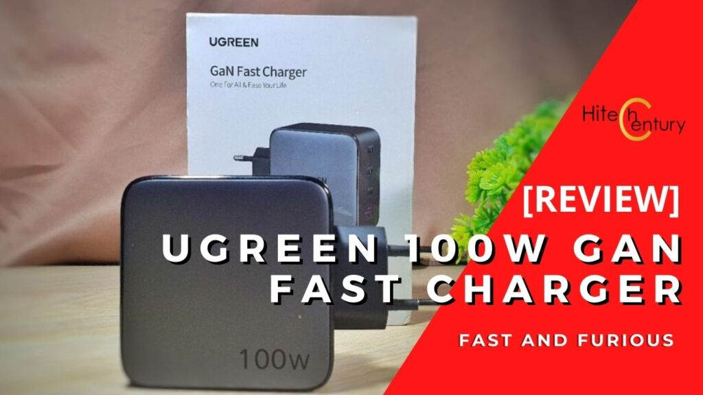 UGREEN 100W GaN Fast Charger Review cover
