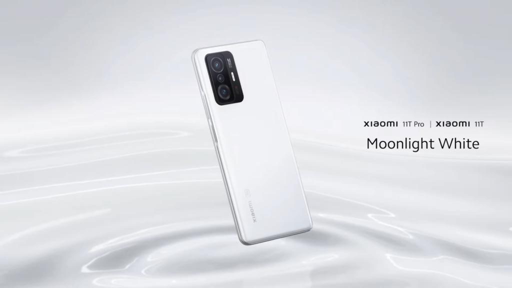 Xiaomi 11T Pro white