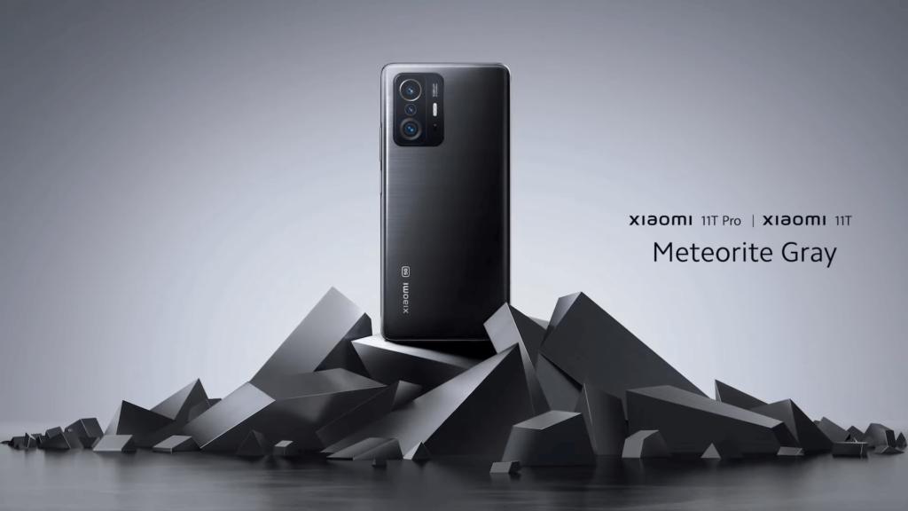Xiaomi 11T Pro black