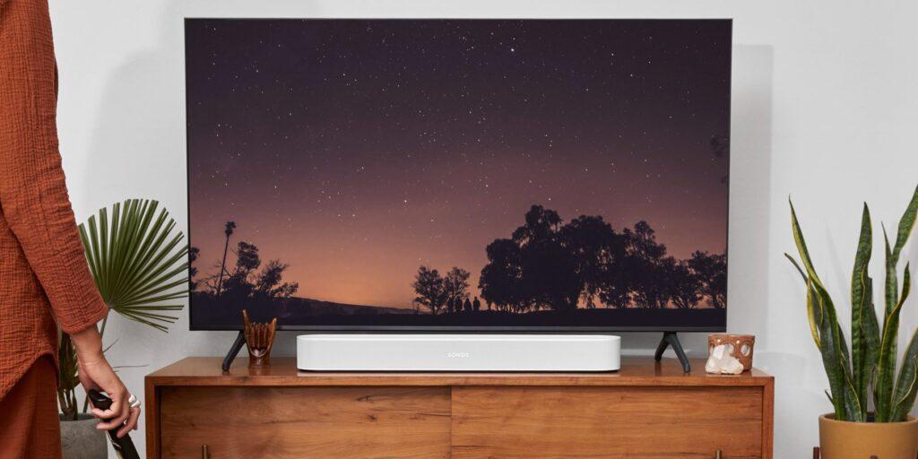 Sonos Beam Gen 2 front