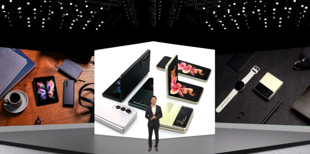 Samsung Galaxy Z Fold3 5G and Flip3 5G promo launch malaysia
