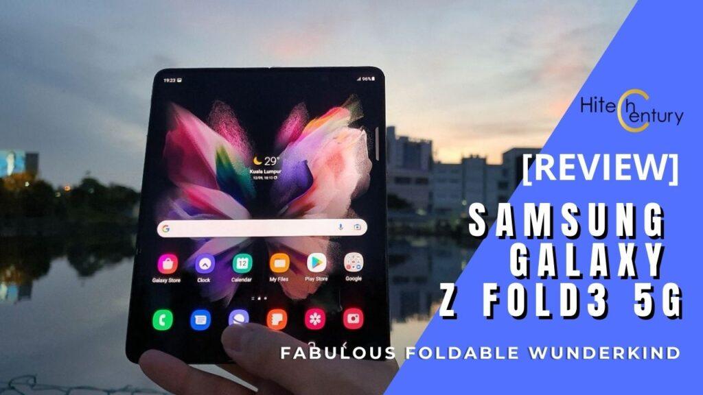 Samsung Galaxy Z Fold3 5G Review