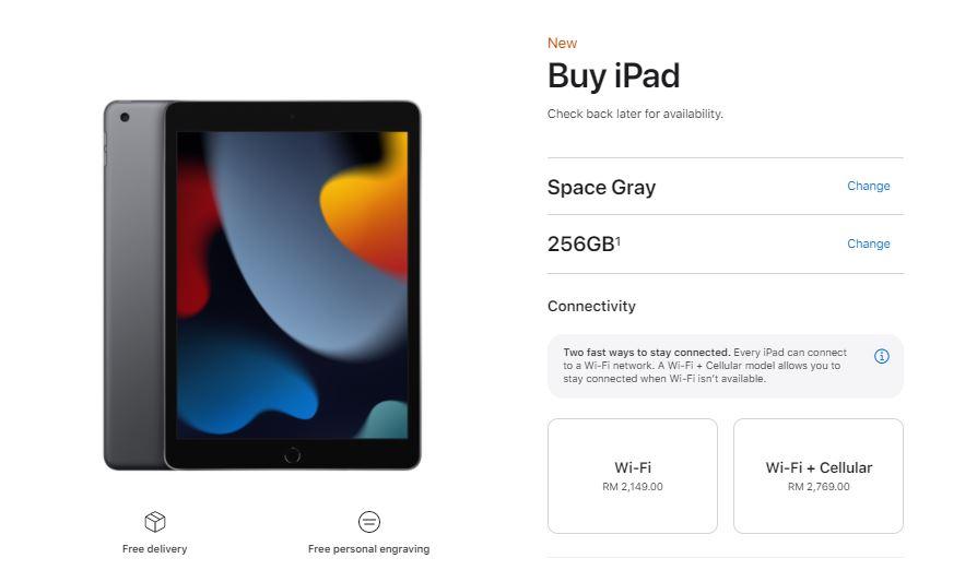 ipad 10.2 malaysia price 1 256gb