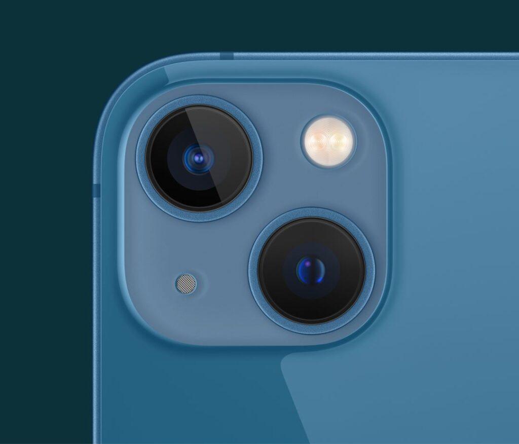 Apple iphone 13 camera system
