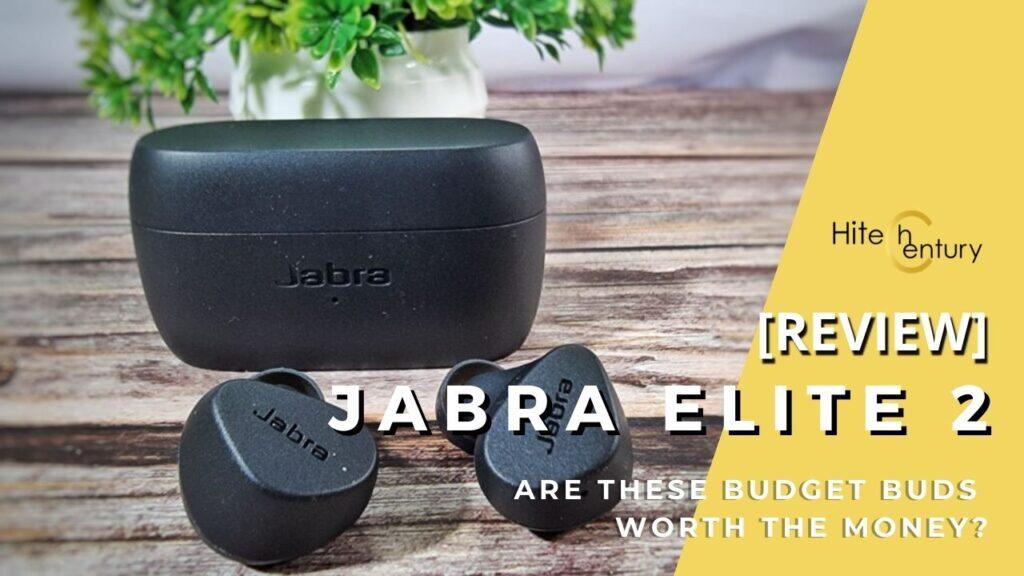 Jabra Elite 2 Review - Brill Budget Buds Beckon 1