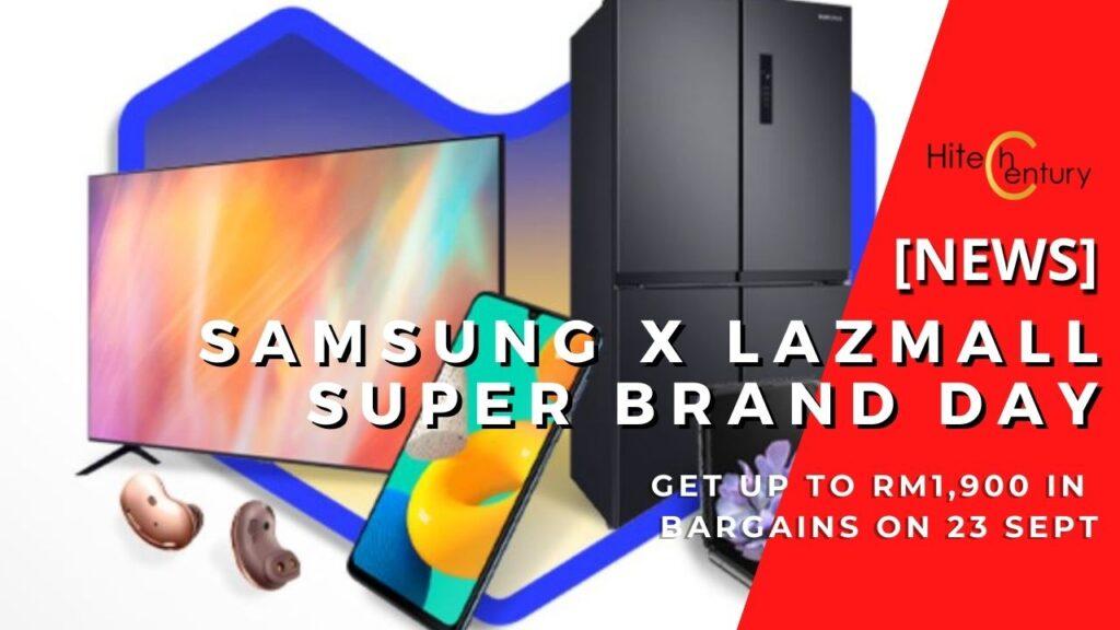 lazmall super brand day