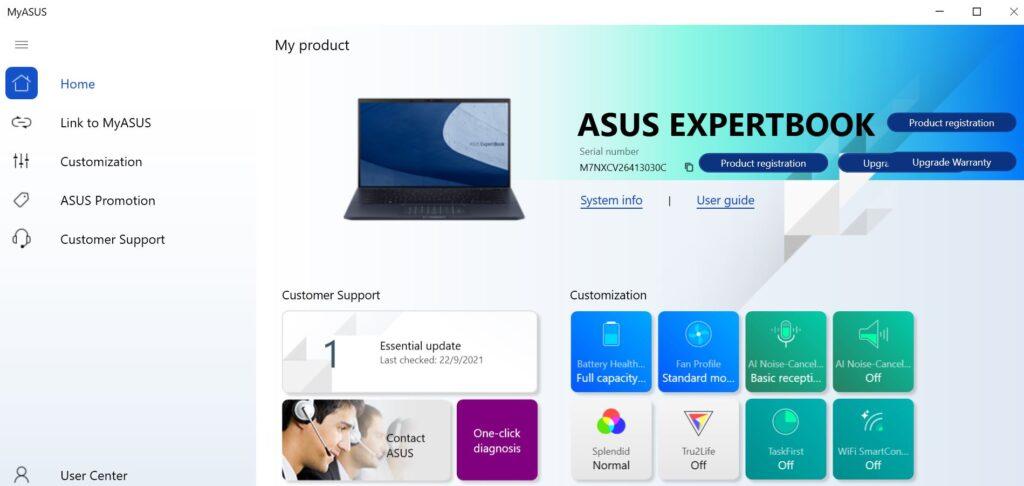 ASUS Expertbook B9 B9400C Review  myasus