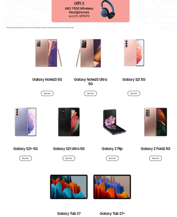 samsung stay strong gift3