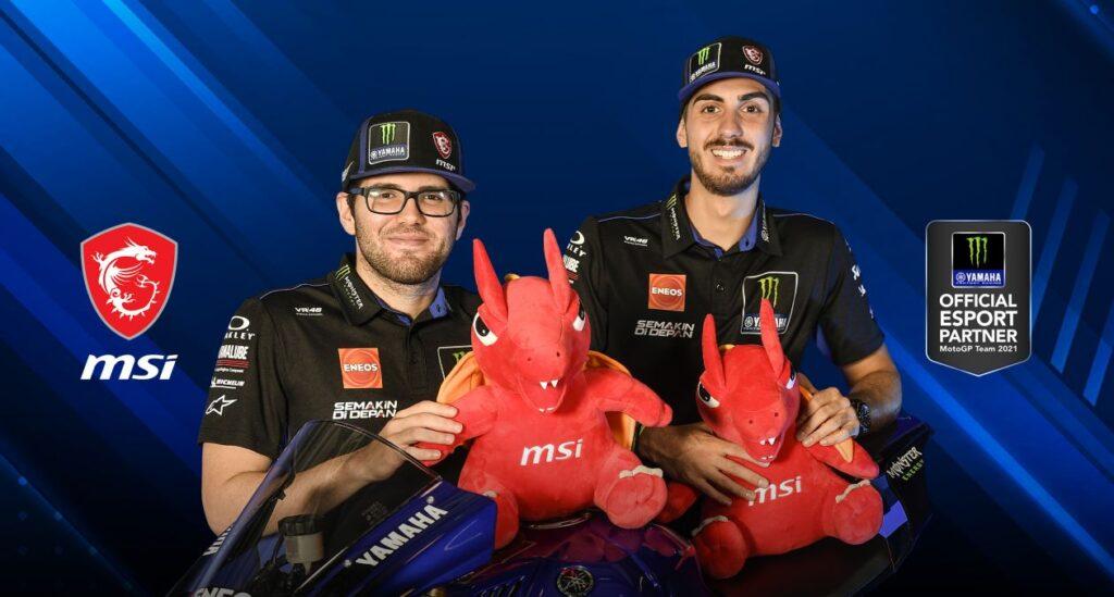 Monster Energy Yamaha MotoGP eSport