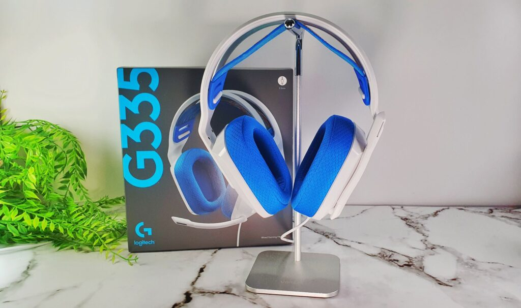 G335wired gaming headsetReview cover