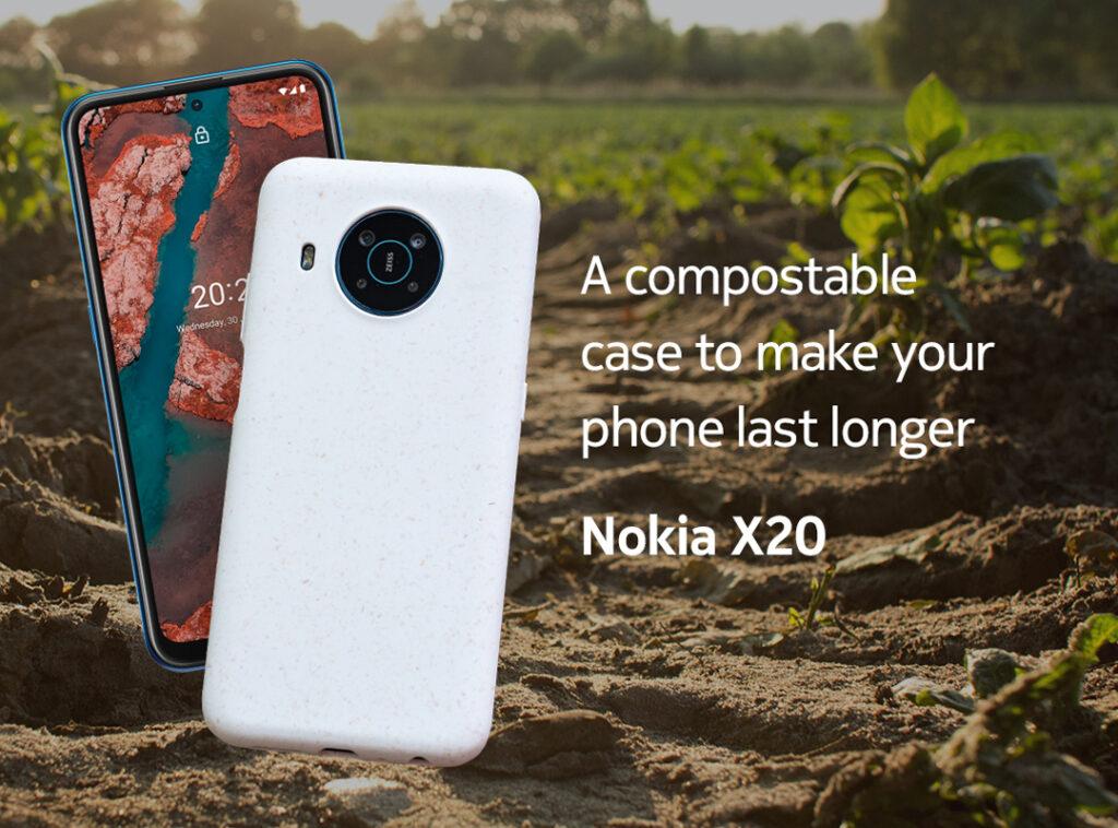 Nokia X20 Malaysia eco case
