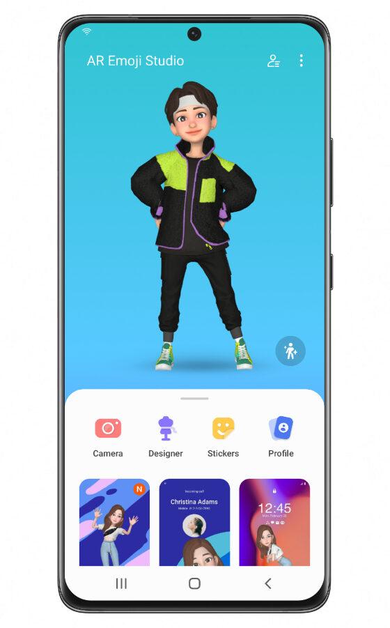 Samsung One UI 4 Beta additional emojis