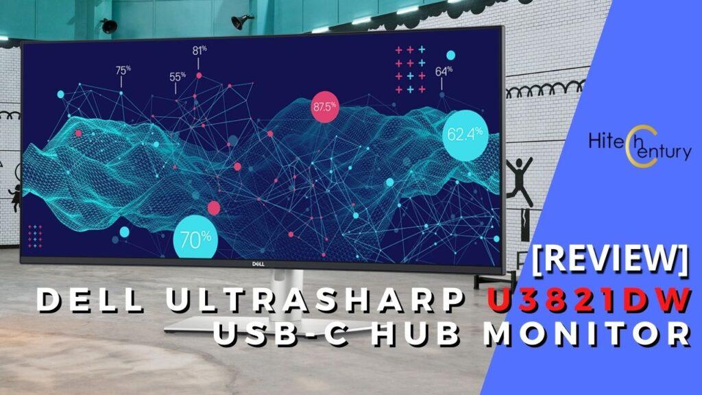 dell UltraSharp u3821dw