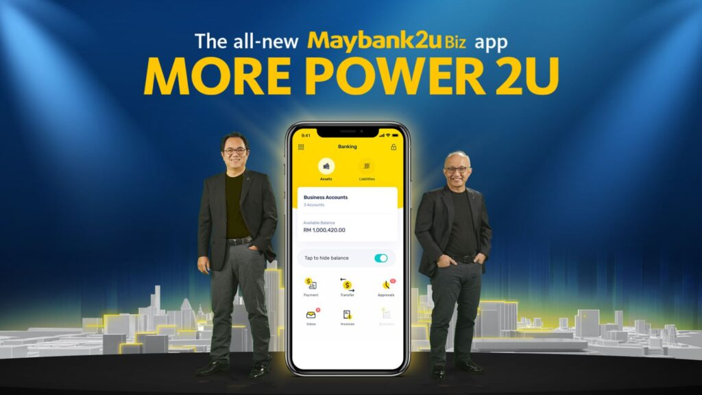 New Maybank2u Biz app to help make banking easier for SMEs 1