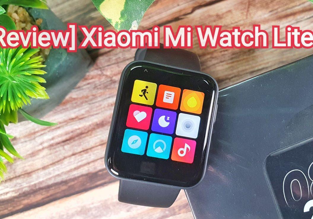 Xiaomi Mi Watch Lite hero