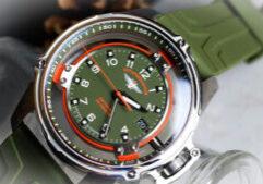 Sturmanskie Mars 2 Green