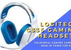 Logitech G335 Malaysia
