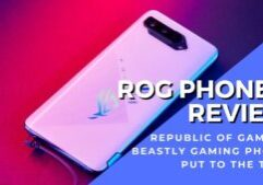 ROG Phone 5 cover review