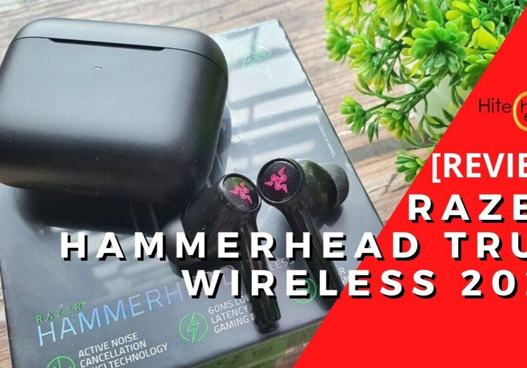 Razer Hammerhead True Wireless (2021) cover