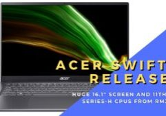acer swift 3 cover