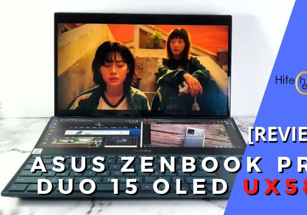 asus zenbook pro duo oled ux582 review cover