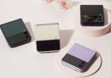 Samsung Galaxy Z Flip3 colour choices - best Galaxy Z Flip3 5G postpaid plans for Malaysia