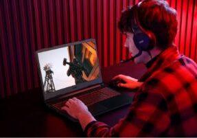 Acer Predator Helios 300 Nitro 5 2021 cover red