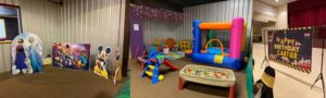 Birthday party room for rent in Steens and Columbus MS