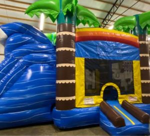 Inflatable rental in Mississippi and Alabama