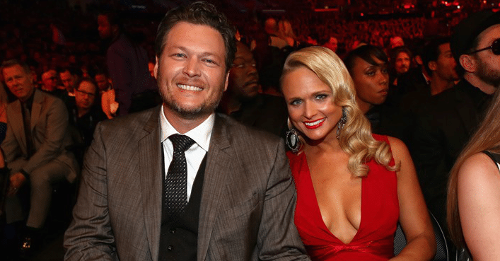 Blake Shelton has had enough of tabloids saying he and Miranda aren't great…