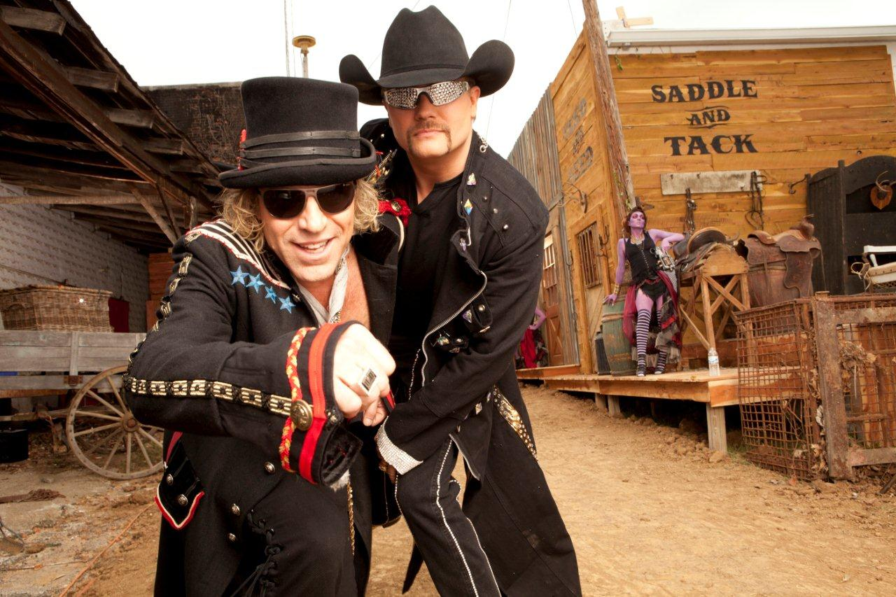 Big & Rich Support Military Appreciation Day