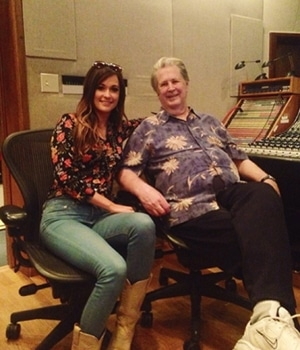 Read more about the article Kacey Musgraves and Beach Boys' Brian Wilson Collab Released!