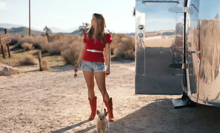 Get Miranda Lambert's 'Little Red Wagon' look (including THOSE boots)