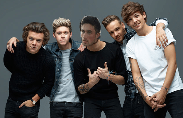 NashvilleGab Found The Perfect #OneDirection Country Music Replacement In @MichaelRayMusic