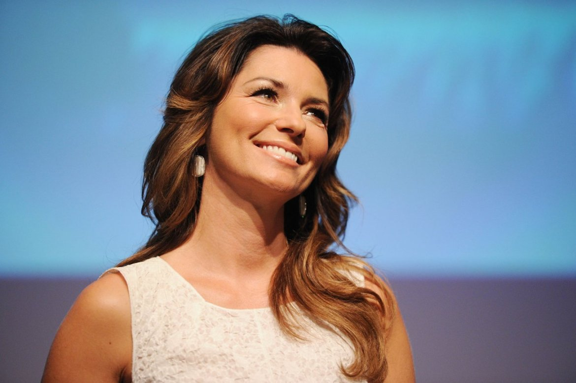 Shania Twain Has Some Words For The Woman Who Stole Her Ex….