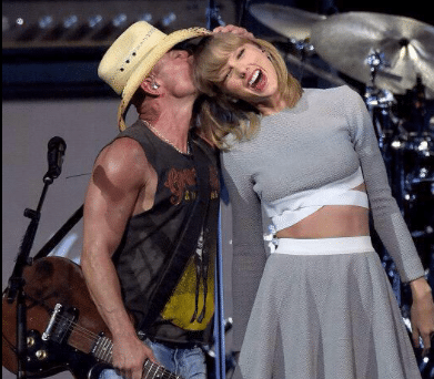 Read more about the article WATCH: Kenny Chesney Kicks Off BIG REVIVAL Tour With Special Guests-Including Taylor Swift and Calvin Harris