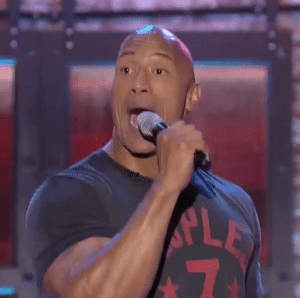The Rock #ShakesItOff in ultimate #LipSyncBattle