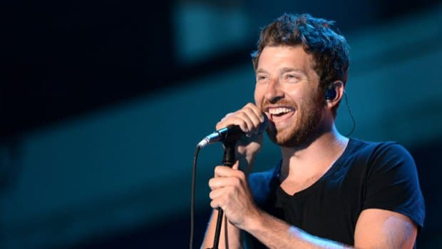 Brett Eldredge Gets Lucky Number 3 With This Song….