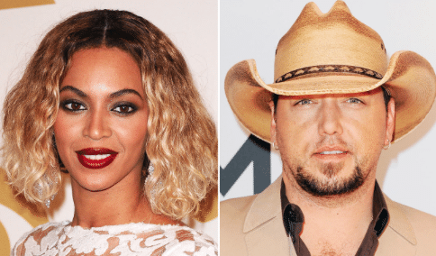 Jason Aldean Wants To Make Beautiful Music With….Beyonce?