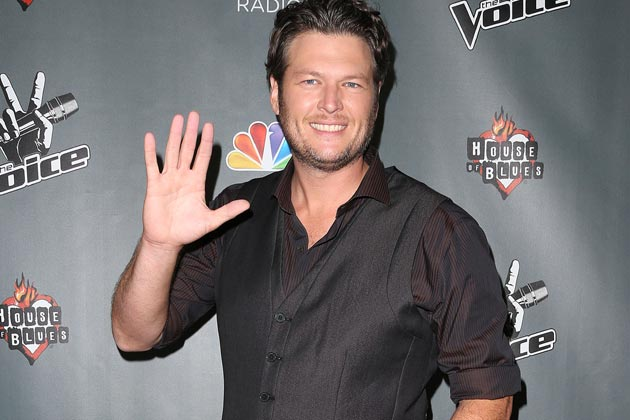 Blake Shelton Is a Piece of S……….