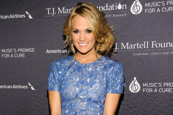 Carrie Underwood Baby Boy Already Giving Her Inspiration For New Songs