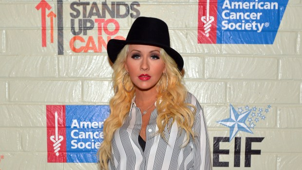 Even Christina Aguilera has a voice on who should win Entertainer of the Year at the ACM's