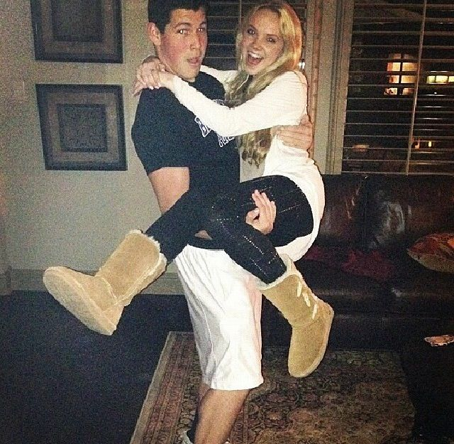 Read more about the article Danielle Bradbery's boyfriend gives us a major awe moment