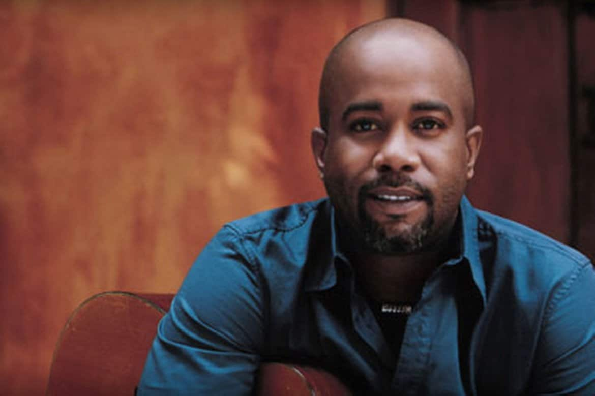 Darius Rucker Ready To Help Rappers Out…